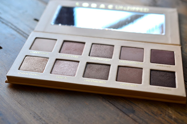 Lorac Unzipped Eyeshadow Palette