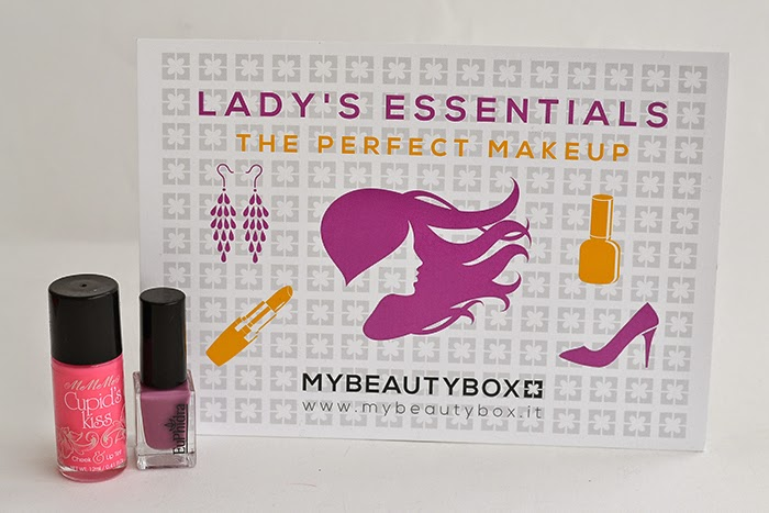 my beauty box lady's essentials