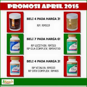 PROMOSI APRIL 2015