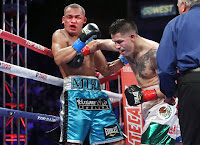 Rios vs Alvarado 2 Rematch