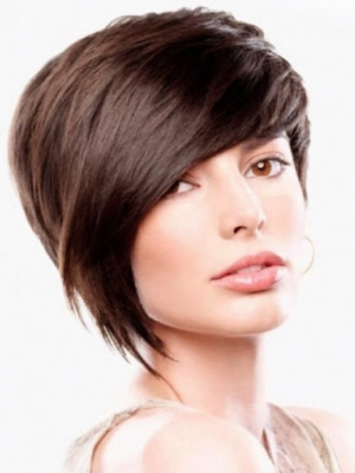 latest short hair styles for girls from the spring