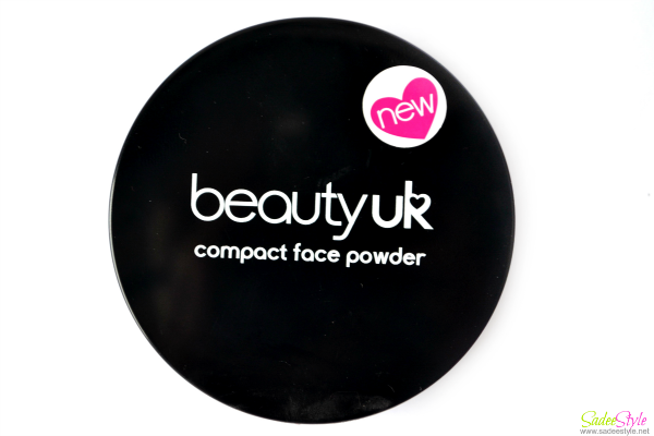 Beauty Uk Face Compact Powder no 1