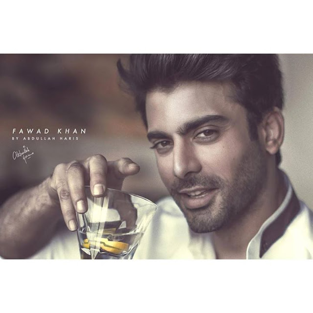 The Republic Gentleman Fawad Khan for GQ India