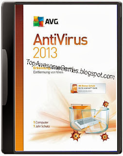 AVG Antivirus All 2014