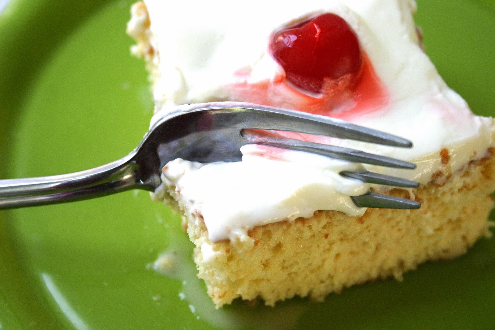 Bake It and Make It with Beth: Tres Leches (Three Milk) Cake