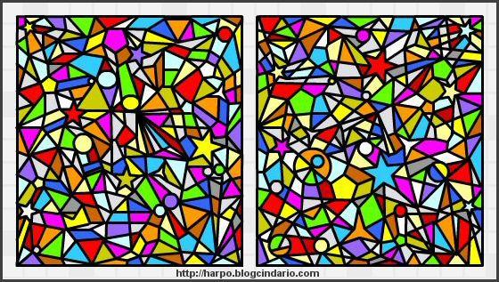 El blog de marina mosaicos - Mosaicos de colores ...