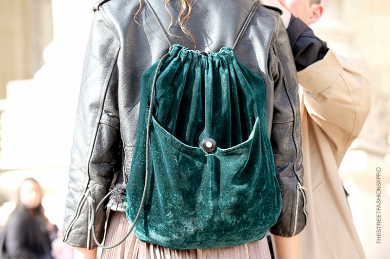 HOW TO WEAR: BACKPACKS