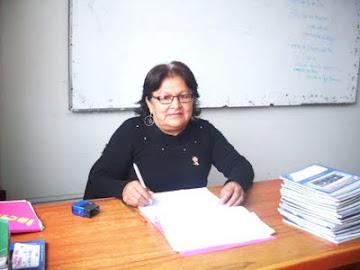 AUXILIARES DE EDUCACIÓN - AUXILIAR CARMEN ANTAY