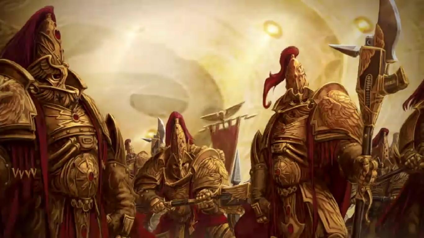 Custodes 30k, Contemptor BoP Rules, + More from the White Dwarf