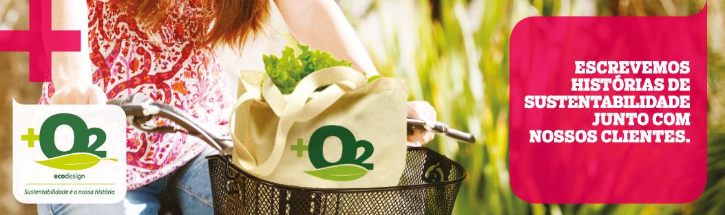+O2 ecodesign - sacolas ecológicas