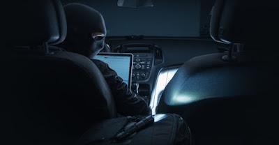 Ηi-tech κλέφτες αυτοκινήτων