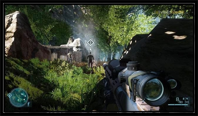 Sniper Ghost Warrior 2 HD screen shot full