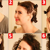 Retro Curly Hair From The 80s Hairstyle Tutorial