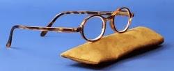Oval Tortoiseshell Glasses