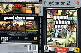 Uang, darah, tameng ~ Cheat GTA San Andreas PS2