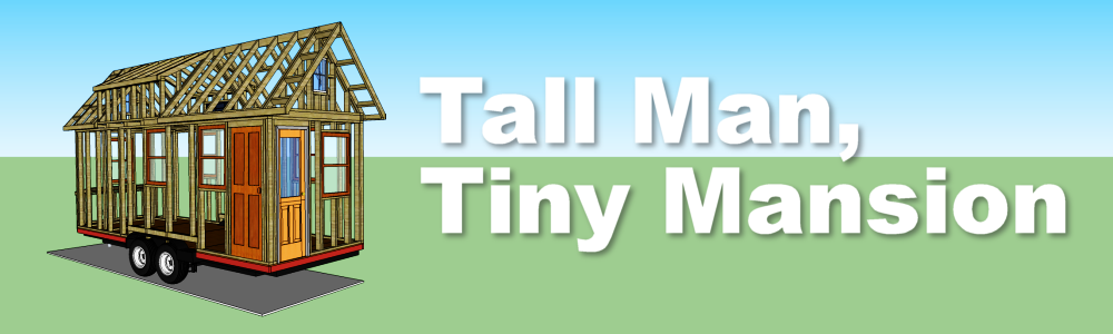 Tall Man, Tiny Mansion