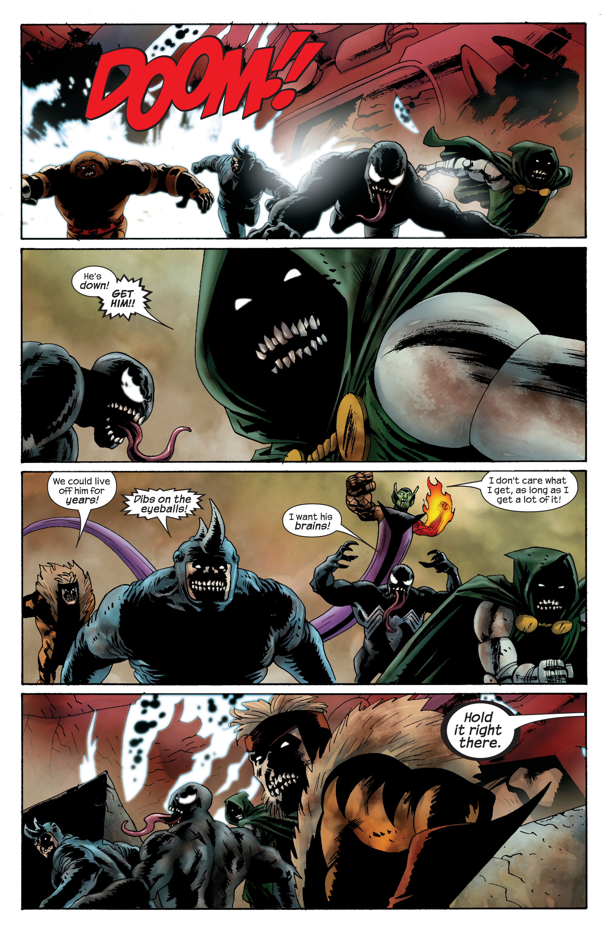 Marvel Zombies (2006) Issue #5 #5 - English 4