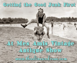 Mes Amis Vintage Antiques Show - Spring 2014