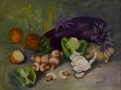 Rachel Proulx<br> Nature morte