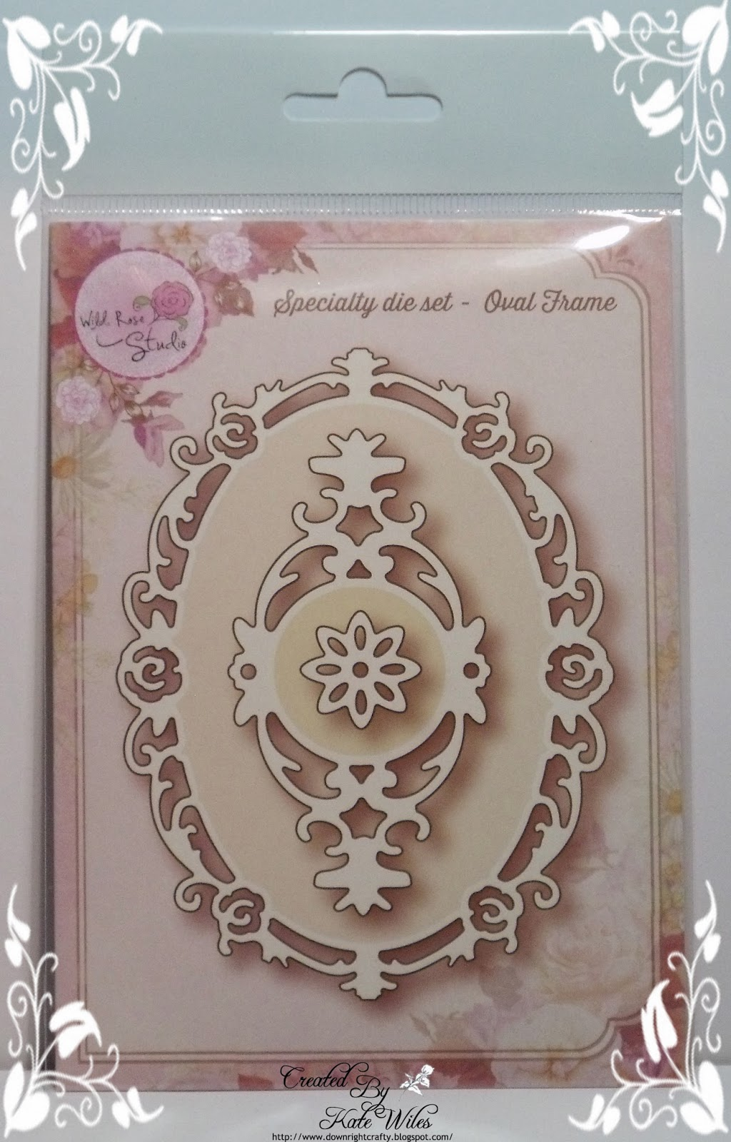 Wonderful new Wild Rose Studio die candy