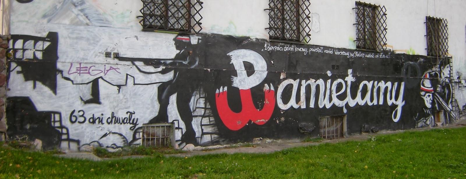 Eskadry murale cz 1 warszawa i r dmie cie for Mural warszawa 44