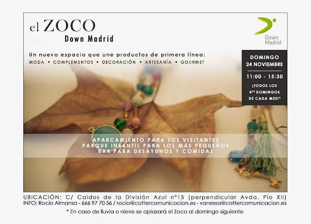 Zoco de la Moraleja, Zoco Down de Madrid