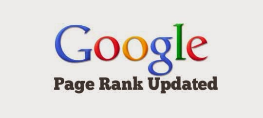Google Pagerank Update On 6th December 2013