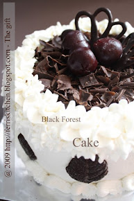 Regular Black Forest Cake