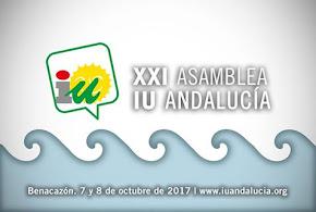 XXI Asamblea Municipal IULV-CA