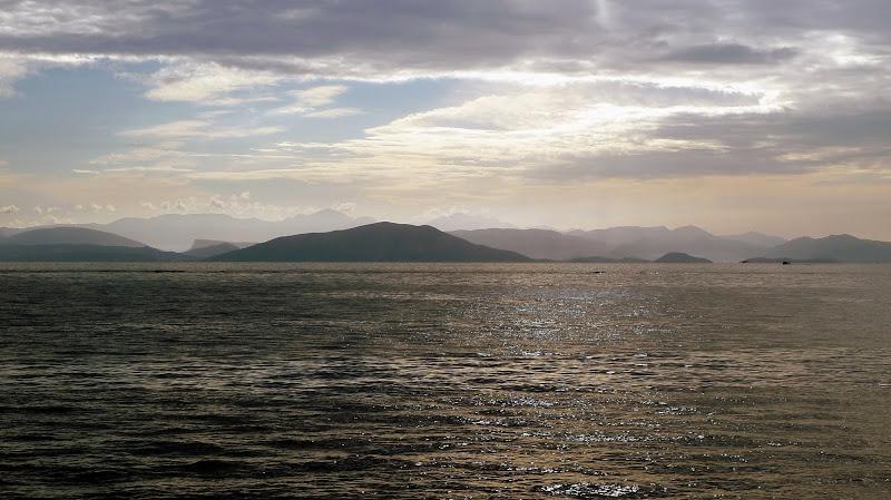Igoumenitsa - Korfu mit der Fähre