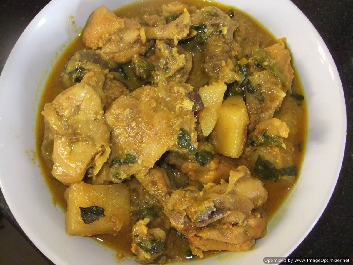 How to prepare Methi Murgh Recipe - Chicken with Fenugreek leaves ...