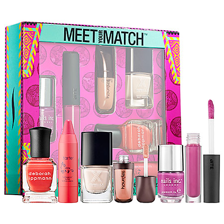 Sephora Favorites - Meet Your Match