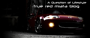 True Red Miata