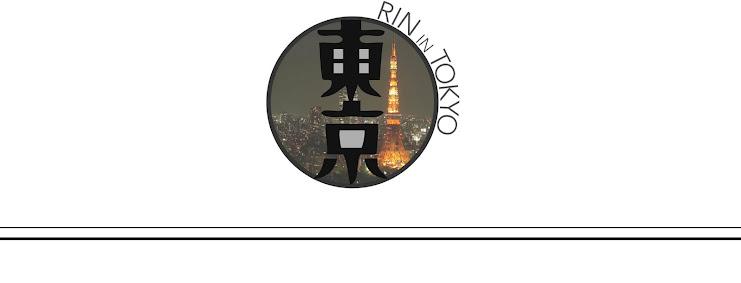 Rin in Tokyo