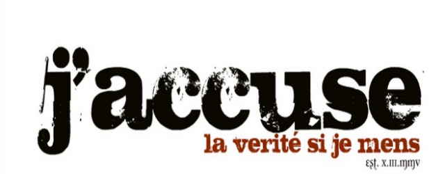 j&#39;accuse