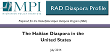 MPI REPORT: THE HAITIAN DIASPORA IN THE UNITED STATES KLIKE SOU FOTO A