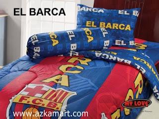 Sprei My Love El Barca Barcelona