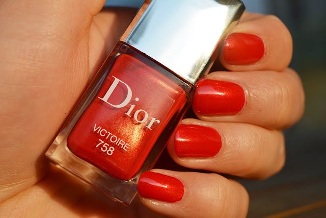 [Nagellack] Dior - Victoire 758 und Stamping