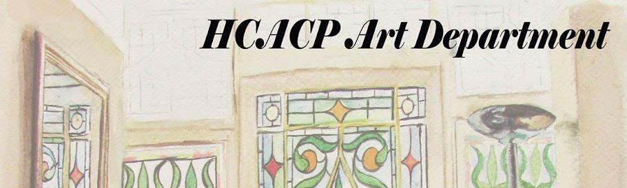 HCACP Art Department