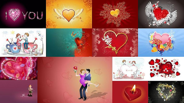15 Hermosos Imágenes de Fondo para San Valentín