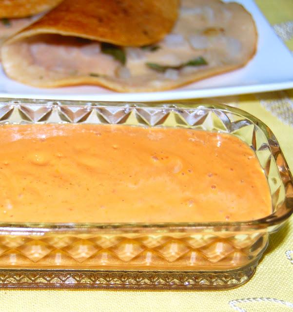 Brown Rice Utthapam