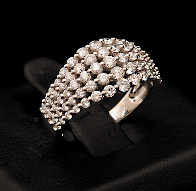 Diamond Platinum Ring Designs