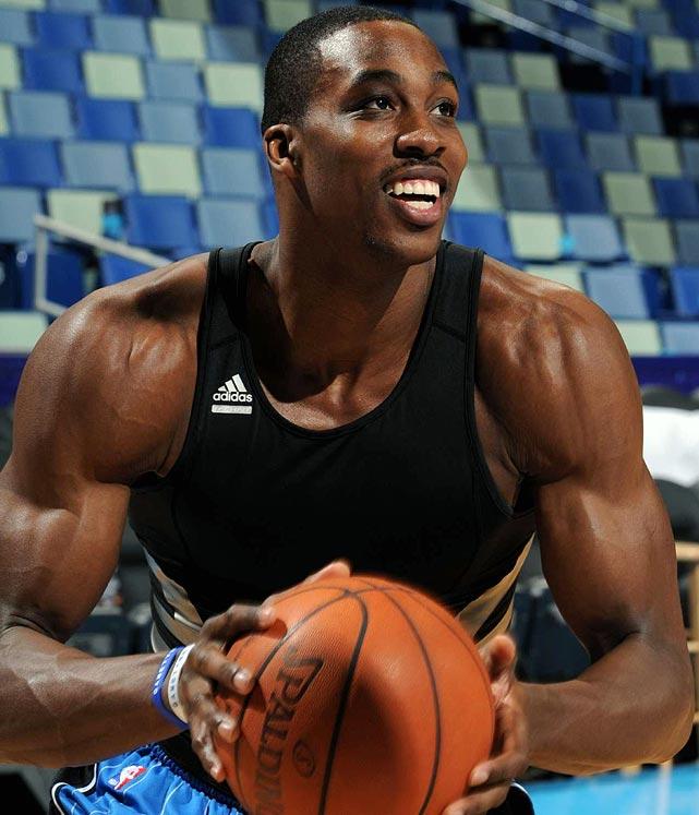 Dwight Howard Shoulder Workout
