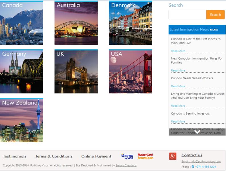 trusted visa immigration consultancy company in Dubai
