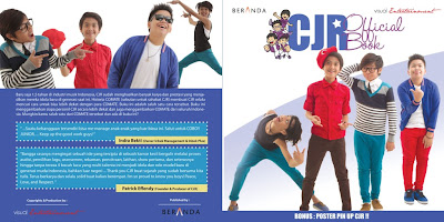 Buku CJR Official Book Generation 2013 Terbaru