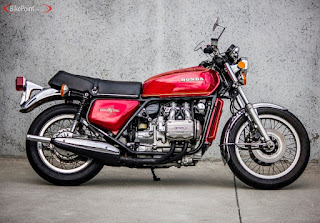 Classic Honda GL1000 Year 1976 Amazing Condition - AUSTRALIA