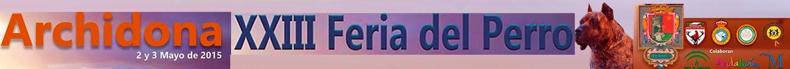 FERIA PERRO