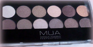 MUA, Heaven and Earth, Available from Superdrug Stores or Website