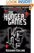 The Hunger Games by Suzanne Collins book cover image