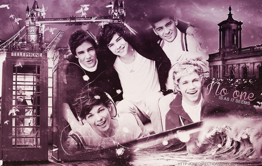 One Direction w zwykłym życiu ;*